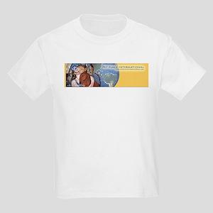 www.petplaceinternational.com Kids Light T-Shirt