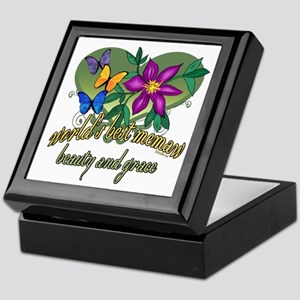 Beautiful Memaw Keepsake Box