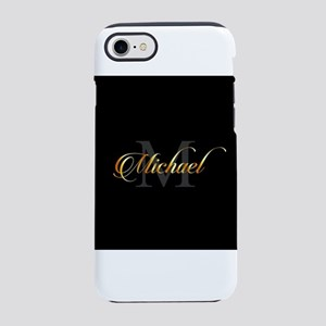 Name and initial of a boy Mi iPhone 8/7 Tough Case