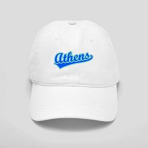 Retro Athens (Blue) Cap