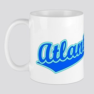 Retro Atlantic City (Blue) Mug