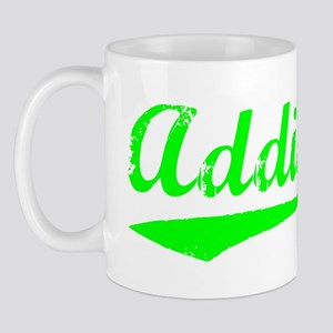 Vintage Addison (Green) Mug