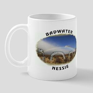 Nessie Chasin' Rainbows Mug