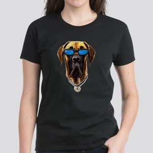 GREAT DANE DAKINE DOG! Ash Grey T-Shirt