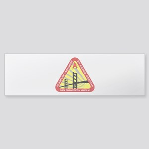 STAR TREK TNG SFA Sticker (Bumper)