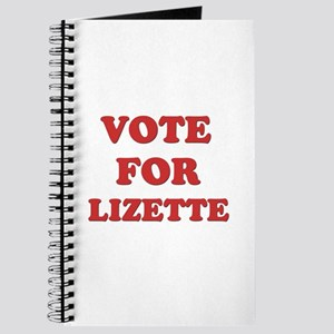 Vote for LIZETTE Journal