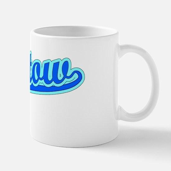 Retro Barstow (Blue) Mug