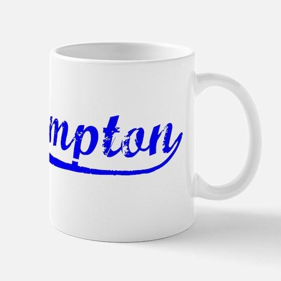 Vintage Southampton (Blue) Mug