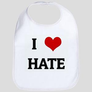 I Love HATE Bib