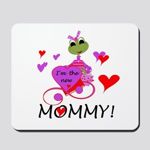 Frog New Mommy Mousepad