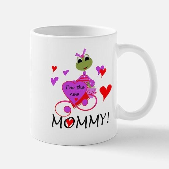 Frog New Mommy Mug
