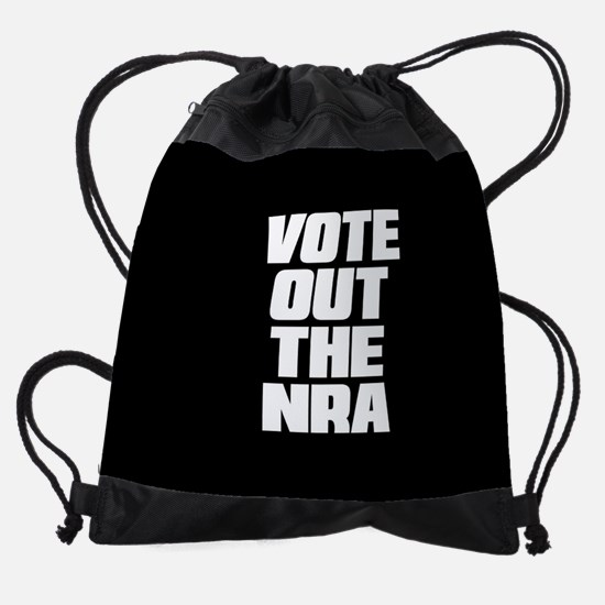 VOTE OUT THE NRA Drawstring Bag