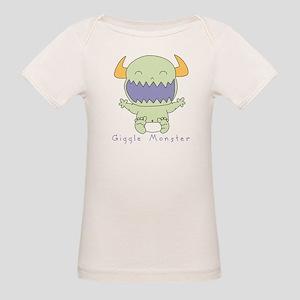 Green Giggle Monster T-Shirt