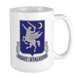 160th special operations aviation regiment Large Mugs (15 oz)