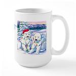 Northern Lights Large Mug
