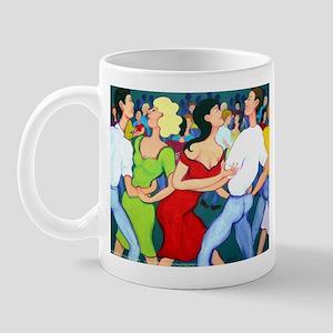 Two Stepping Cajun Dance Mug
