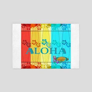 aloha 4' x 6' Rug