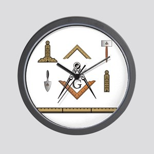 Working Tools No. 5 Wall Clock