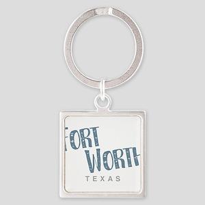 Fort Worth Texas Keychains