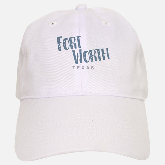 Fort Worth Texas Baseball Baseball Cap