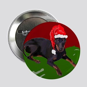 "Manchester Christmas 2.25"" Button"