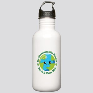 Día de la Tierra Stainless Water Bottle 1.0L