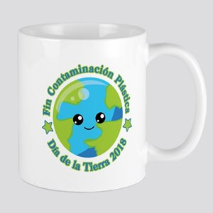 Día de la Tierra 2018 | Fin Contaminaci& Mugs