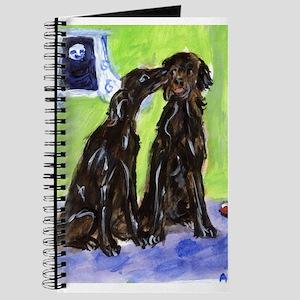 Flattie pals Journal