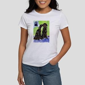Flattie pals Women's T-Shirt