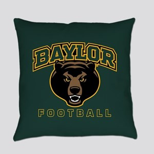 Baylor Bears Football Everyday Pillow