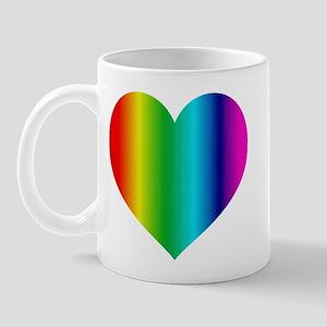 SUPER GAY RAINBOW Mug
