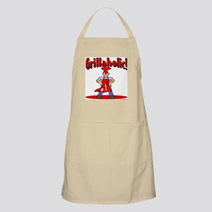 Grillaholic BBQ Apron