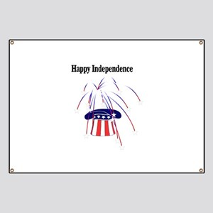 Happy Independence Banners Flex Design Banners