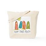 iSurf Jones Beach Tote Bag