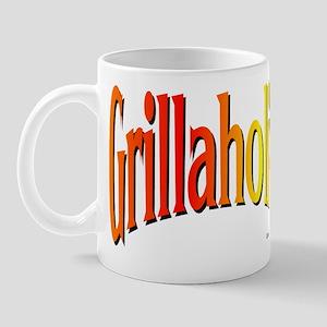 Grillaholic Mug