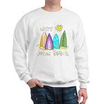 Jones Beach Surfer Sweatshirt