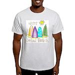 Jones Beach Surfer Light T-Shirt