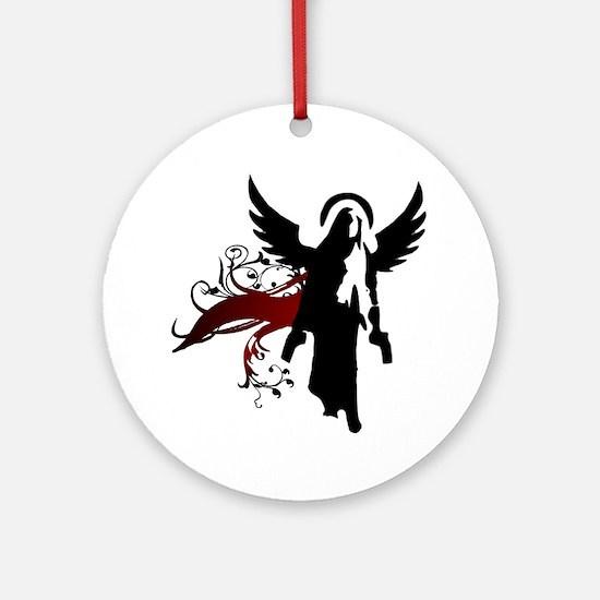 Divine Intervention Ornament (Round)