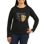 AIYH Women's Long Sleeve Dark T-Shirt
