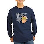 AIYH Long Sleeve Dark T-Shirt