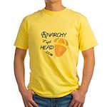AIYH Yellow T-Shirt