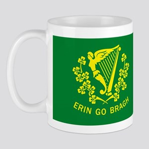 Erin Go Bragh Flag Mug