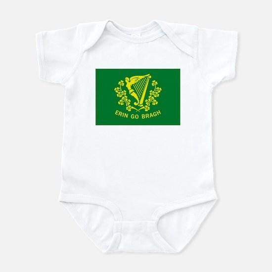 Erin Go Bragh Flag Infant Bodysuit