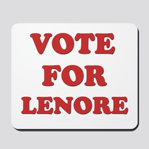 Vote for LENORE Mousepad