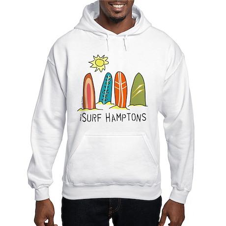 iSurf Hamptons Hooded Sweatshirt