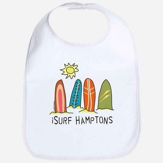 iSurf Hamptons Bib