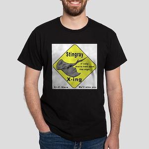 Stingray X-ing Ash Grey T-Shirt