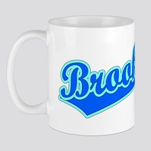Retro Brookings (Blue) Mug