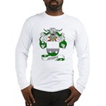 Aponte Family Crest Long Sleeve T-Shirt