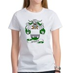 Aponte Family Crest Women's T-Shirt